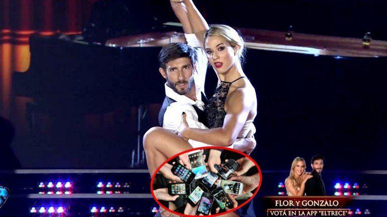 El macabro plan de Flor Vigna para ganar el teléfono en la final del Bailando