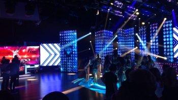 Las pantallas de led de Showmatch; el conflicto clave que puede demorar el debut del programa