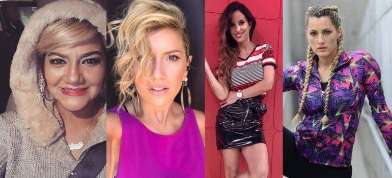 Gladys, la Bomba Tucumana, contra todas: Mica es una atrevida, Laurita  y Lourdes  son falsas, hipócritas y trepadoras
