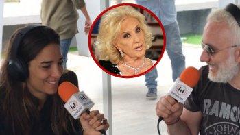 El pase de factura de Juana Viale a Andy Kusnetzoff por copiarle el programa a Mirtha